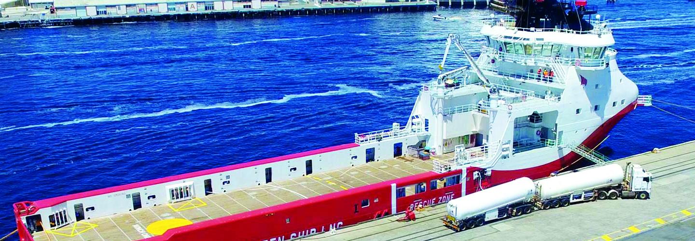 Gasnav ship