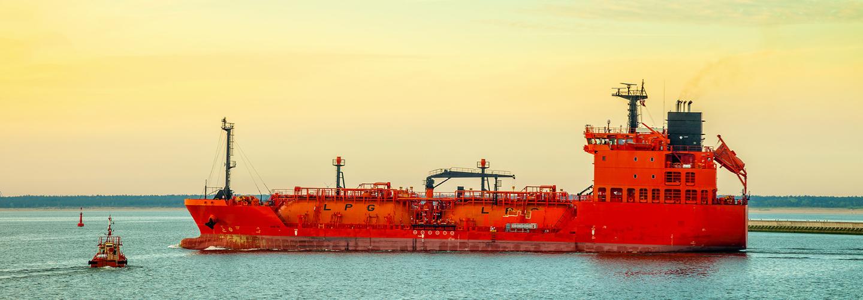 Ship LPG Gasnav